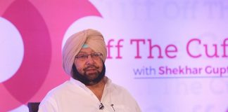 Capt. Amarinder Singh on 'Off the Cuff'