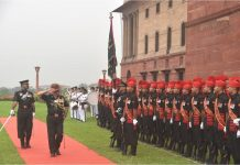 General Bipin Rawat has said India needs to be prepared for a two-front war.