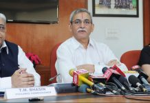 Central Vigilance Commissioner K.V. Chowdary has said that corruption in the government has fallen under the Narendra Modi government.