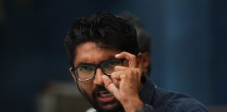 A file photo of Dalit leader Jignesh Mevani