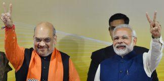 Prime Minister Narendra Modi and BJP president Amit Shah | Shahbaz Khan/PTI