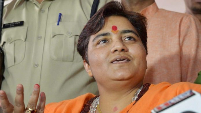 Difference between Pragya Thakur and LK Advani is only in the shade of Hindutva