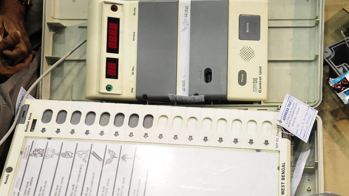 Every Indian election since 2014 has been rigged, claims masked 'US-based cyber expert'