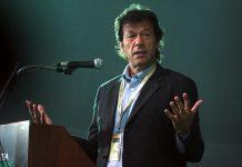 Imran Khan at Kolkata.