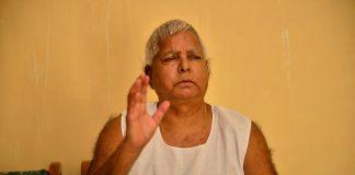 Lalu Prasad Yadav | Photo by Pradeep Gaur/Mint via Getty Images