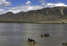 China waters