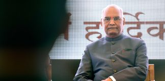 Ramnath Kovind | Photo by Pratik Chorge/Hindustan Times via Getty Images