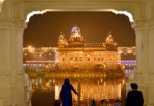 A view of the Golden Temple (representational image) | Photo by Sameer Sehgal/Hindustan Times via Getty Images