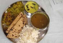 A vegetarian thali | Commons