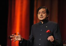 A file photo of Shashi Tharoor