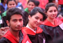 Students of Panjab University during annual convocation (representational image)   Commons
