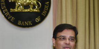 RBI Governor Urjit Patel addresses a press conference