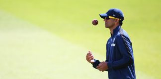 Rahul Dravid | Matthew Lewis/Getty Images