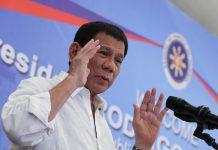 Philippines President Rodrigo Duterte | Commons