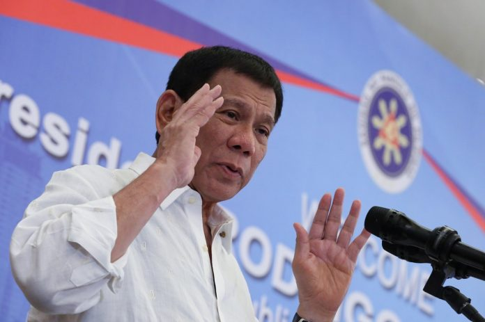 Philippines President Rodrigo Duterte | Commons