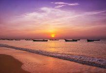 Tuticorin beach