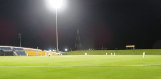 day and night test cricket match
