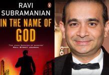 Nirav Modi and the book In the Name of God