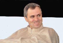 File photo of former CM of J&K Omar Abdullah | Omar Abdullah Facebook page