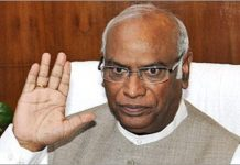 Leader of Congress in Lok Sabha, Mallikarjun Kharge | Twitter