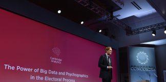 CEO of Cambridge Analytica Alexander Nix | Getty