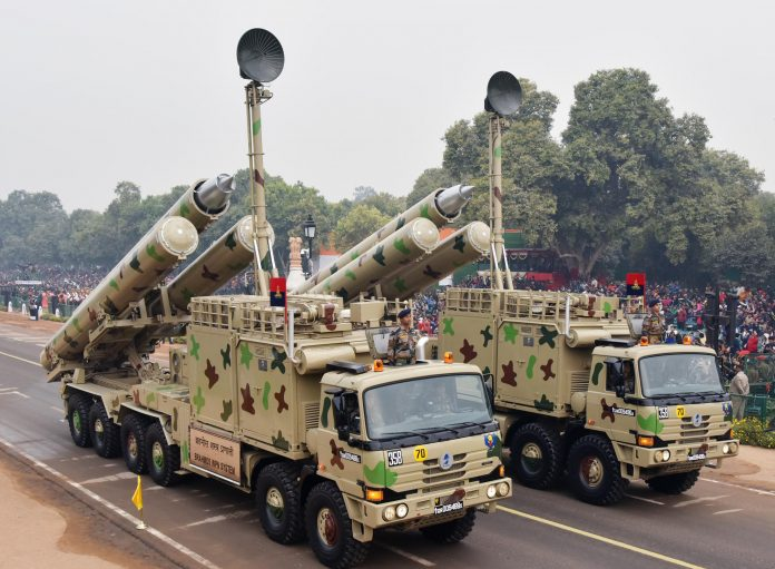 A file image of the Brahmos WPN System