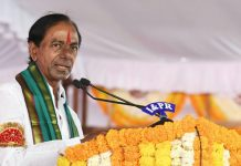 File image of Telangana CM K. Chandrasekhar Rao | Twitter