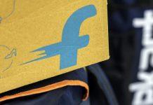 Logo of Flipkart