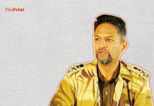 Illustration of Nagaland DGP Rupin Sharma