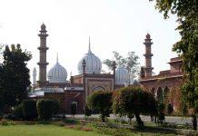 Aligarh Muslim university masjid