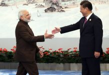 File photo of Prime Minister Narendra Modi with Chinese President Xi Jinping   Mikhail Svetlov/Getty Images