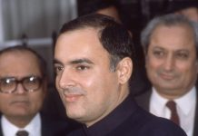 File photo of Rajiv Gandhi | Hulton Archive/Getty Images