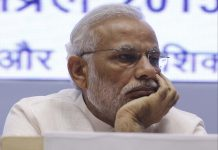 Prime Minister Narendra Modi | Virendra Singh Gosain/Hindustan Times via Getty Images