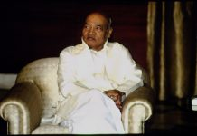 A file photo of Narasimha Rao | Photo by Reuter Raymond/Sygma via Getty Images