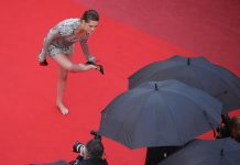This isn't the first time Kristen Stewart has stepped forward to show her 'Heelhate' | Andreas Rentz | Getty Images