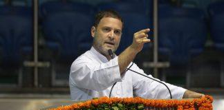 File image of Congress President Rahul Gandhi