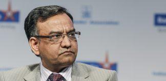 File photo of newly appointed RBI chairman Mahesh Kumar Jain