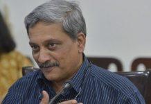 File image of Goa CM Manohar Parrikar | Wikimedia Commons | Glenn Fawcett