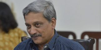 File image of Goa CM Manohar Parrikar | Wikimedia Commons | Glenn Fawcett