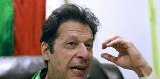 Imran Khan, chairman of Pakistan Tehreek-e-Insaf | Asad Zaidi/Bloomberg