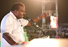 File image of Kumaraswamy | @HDKumaraswamy.official Facebook page