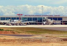 Lanka airport