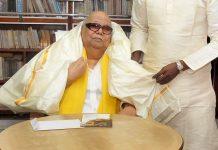 Late M. Karunanidhi