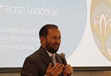 HRD Minister Prakash Javadekar called reservation a constitutional right of SC/ST and OBCs | @PrakashJavdekar/ twitter