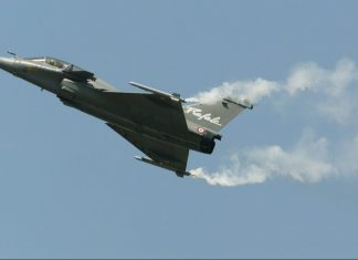 Rafale fighter aircraft of Dassault Aviation company at Paris Air Show   Pascal Le Segretain/Getty Images