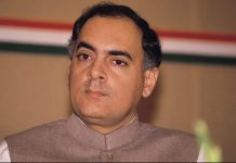 File photo of Rajiv Gandhi | Sharad Saxena/The India Today Group/Getty Images