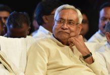 Bihar Chief Minister Nitish Kumar | Arijit Sen/Hindustan Times via Getty Images