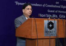 CJI Dipak Misra delivers his speech at M.C. Setalvad Memorial Lecture   ThePrint.in