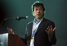 Imran Khan is the chairman of Pakistan Tehreek-e-Insaf