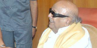 File image of Karunanidhi | Commons